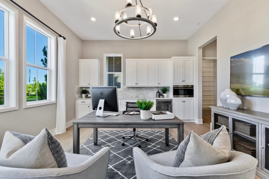 LENNAR NOTES UPTICK IN NEXT GEN SUITES USED AS HOME OFFICES